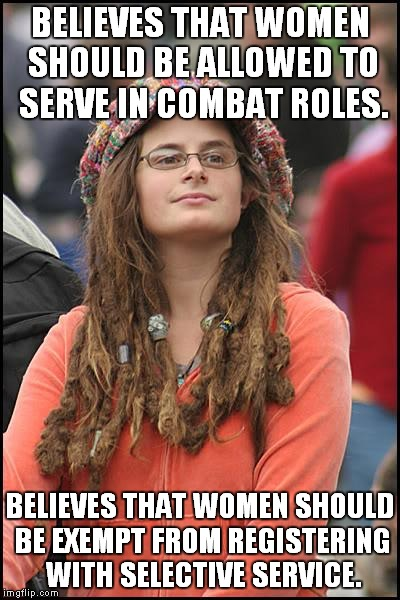 should women be allowed in combat Debaters maintain the combat exclusion for women jude eden, former marine even on lower fitness standards, women have far higher rates of injury, illness, non-availability, non-deployability and.