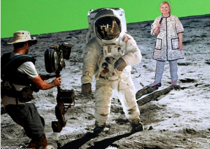 moon landing fake - 800×584
