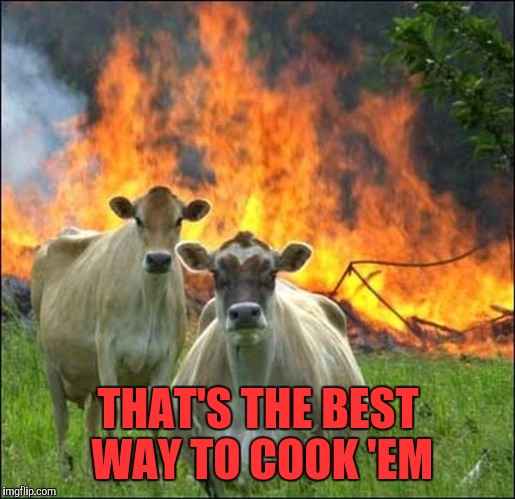 THAT'S THE BEST WAY TO COOK 'EM | made w/ Imgflip meme maker