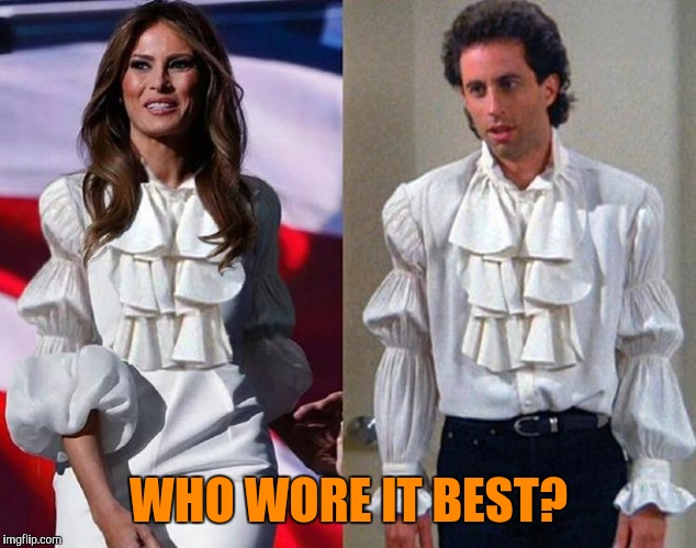 WHO WORE IT BEST? | made w/ Imgflip meme maker