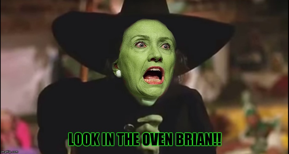 LOOK IN THE OVEN BRIAN!! | made w/ Imgflip meme maker