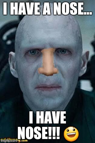 Why Doesn T Voldemort Have A Nose Fandom