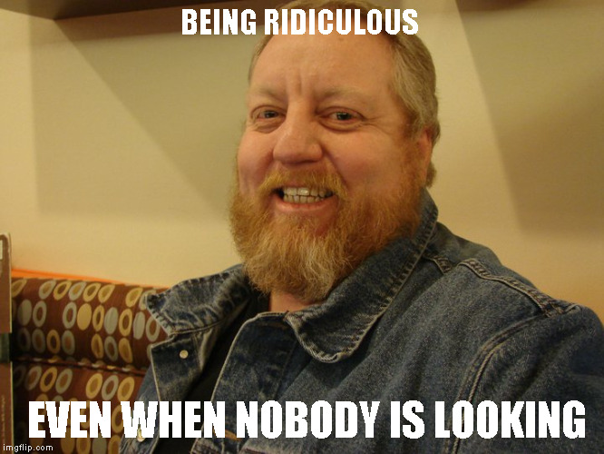 jay man | BEING RIDICULOUS EVEN WHEN NOBODY IS LOOKING | image tagged in jay man | made w/ Imgflip meme maker