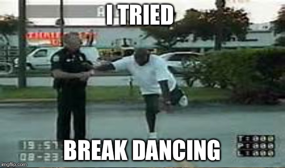 I TRIED BREAK DANCING | made w/ Imgflip meme maker