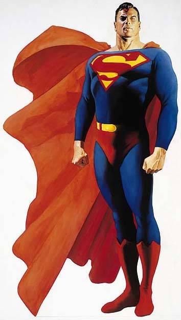 proud superman Blank Template - Imgflip