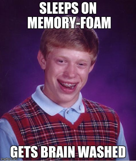 Bad luck brian imgflip Things that give you bad luck