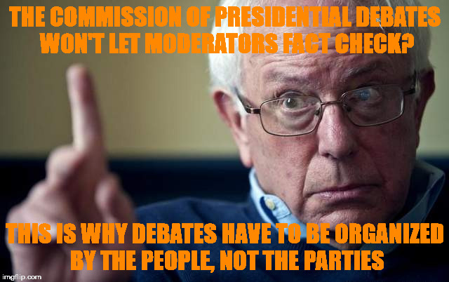 Bernie: This is why - Imgflip