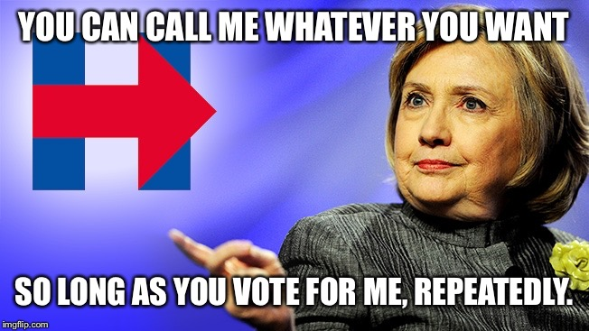 YOU CAN CALL ME WHATEVER YOU WANT SO LONG AS YOU VOTE FOR ME, REPEATEDLY. | made w/ Imgflip meme maker