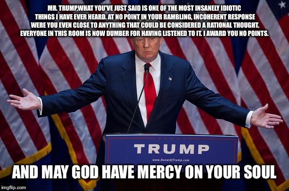 Donald Trump Imgflip