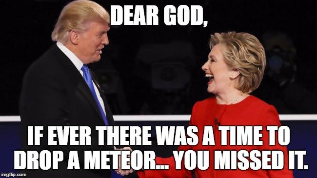 1bfx69 hillary trump debate memes imgflip