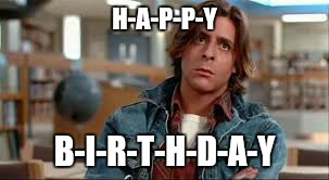 1bghvb image tagged in happy birthday,breakfast club imgflip,Breakfast Club Memes