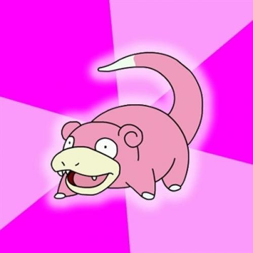 High Quality Slowpoke Blank Meme Template