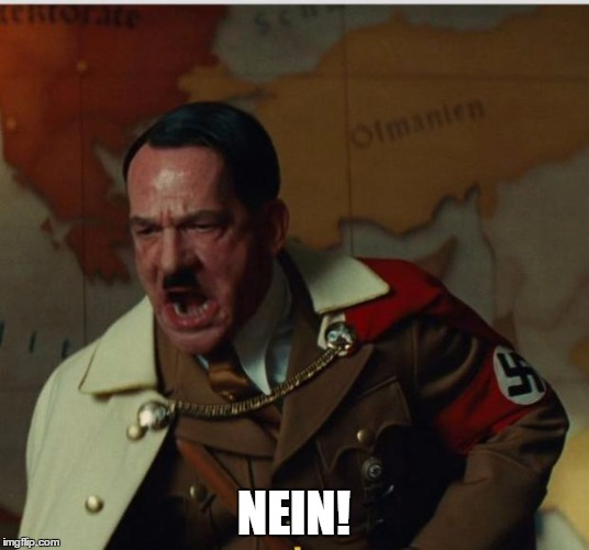 Nein | NEIN! | image tagged in nein | made w/ Imgflip meme maker