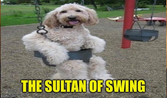 THE SULTAN OF SWING | made w/ Imgflip meme maker