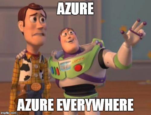 Azure MS Ignite