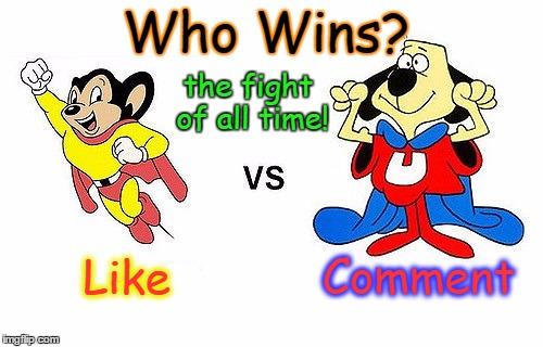 Image result for underdog cartoon meme
