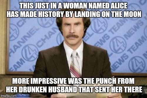 Ron Burgundy Meme Imgflip