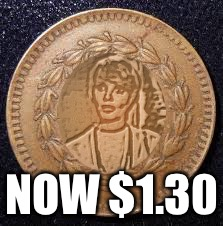 NOW $1.30 | made w/ Imgflip meme maker