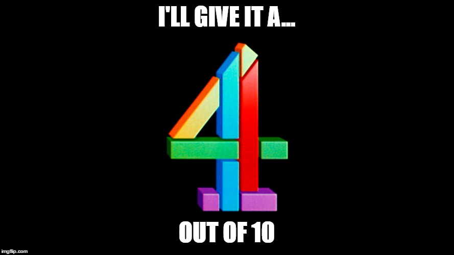I'LL GIVE IT A... OUT OF 10 | made w/ Imgflip meme maker