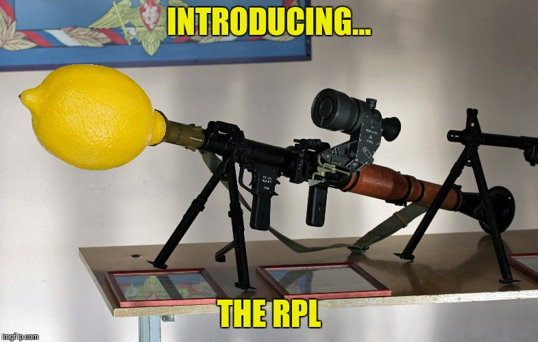INTRODUCING... THE RPL | made w/ Imgflip meme maker