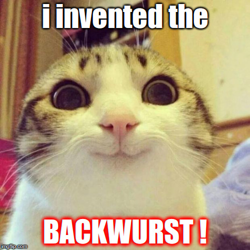 Backwurst