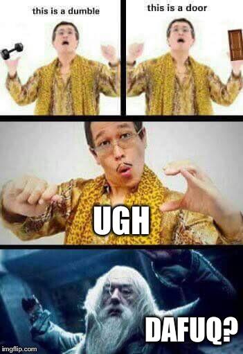 Dumble door Dumbledore  sc 1 st  Imgflip & Dumble door Dumbledore - Imgflip