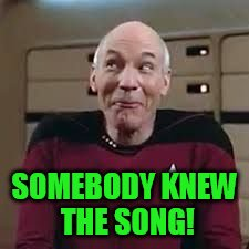 SOMEBODY KNEW THE SONG! | made w/ Imgflip meme maker