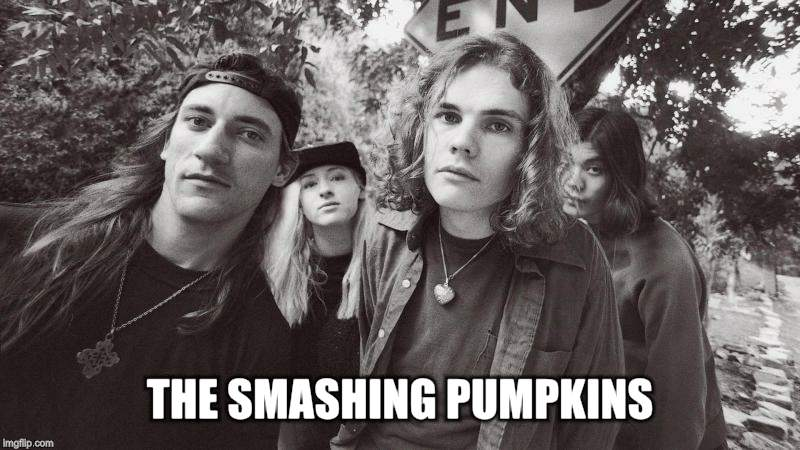 THE SMASHING PUMPKINS | made w/ Imgflip meme maker