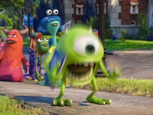 Screaming Mike Wazowski Blank Template - Imgflip