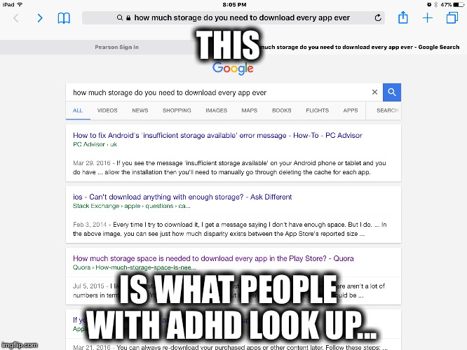 What it s Like Dating Someone with ADHD