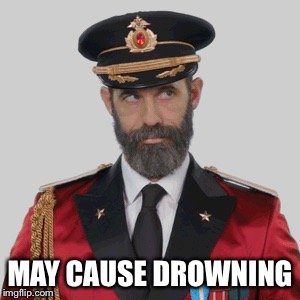MAY CAUSE DROWNING | made w/ Imgflip meme maker