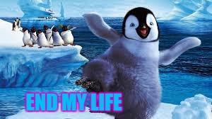 1byh1u depressed penguin imgflip