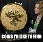 COINS I'D LIKE TO FIND | made w/ Imgflip meme maker