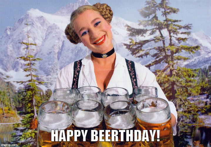 1bytdh happy beerthday! imgflip