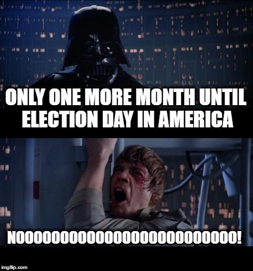 1bz8an star wars no meme imgflip,Star Wars Election Meme