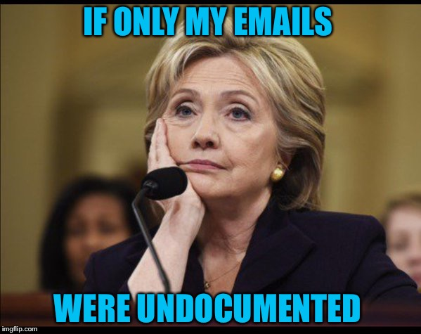 IF ONLY MY EMAILS WERE UNDOCUMENTED | made w/ Imgflip meme maker