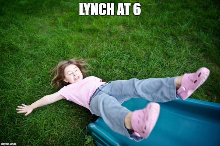 LYNCH AT 6 | made w/ Imgflip meme maker
