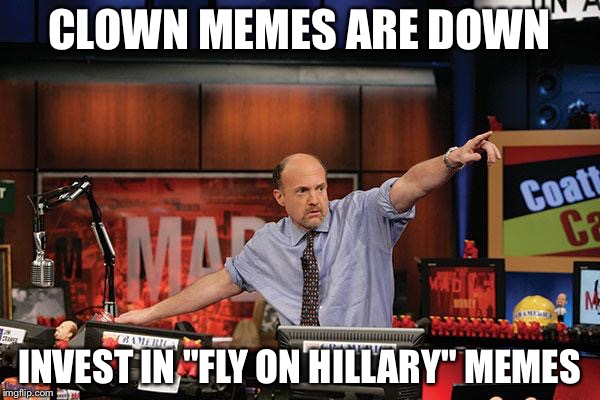 1c441l mad money jim cramer meme imgflip,Fly Down Meme