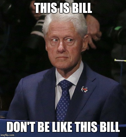 THIS IS BILL DON'T BE LIKE THIS BILL | made w/ Imgflip meme maker