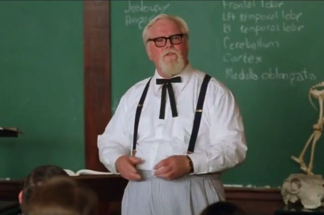 Waterboy Colonel Sanders Meme Template