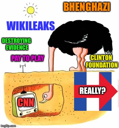 And the Sad thing is that this just scratches the surface |  BHENGHAZI; WIKILEAKS; DESTROYING EVIDENCE; PAY TO PLAY; CLINTON FOUNDATION; REALLY? CNN | image tagged in hillary clinton,crooked hillary,wikileaks,clinton corruption,trump 2016,election 2016 | made w/ Imgflip meme maker