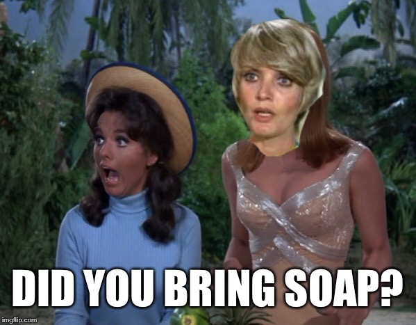 DID YOU BRING SOAP? | made w/ Imgflip meme maker