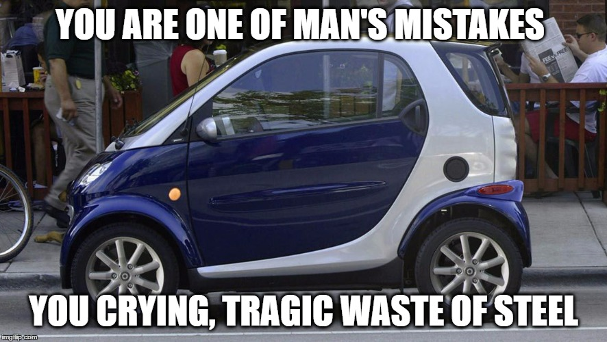 Smart Car Imgflip