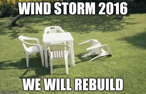 1cg7hc we will rebuild meme imgflip