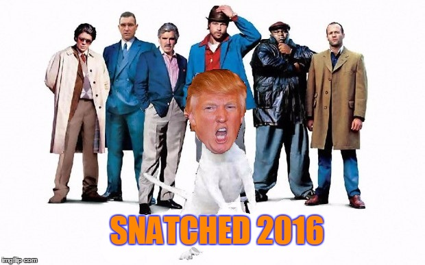 """ Well c'mon, you got the minerals?"" 