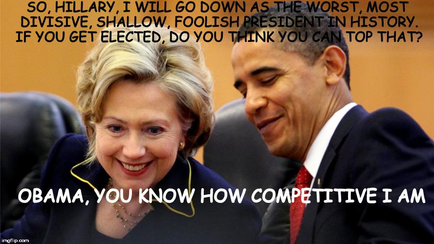 Hilary obama - Imgflip