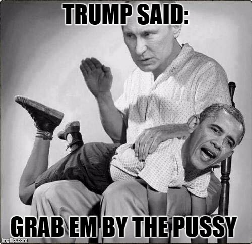 Who´s the pussy ? | TRUMP SAID: GRAB EM BY THE PUSSY | image tagged in whos the pussy | made w/ Imgflip meme maker