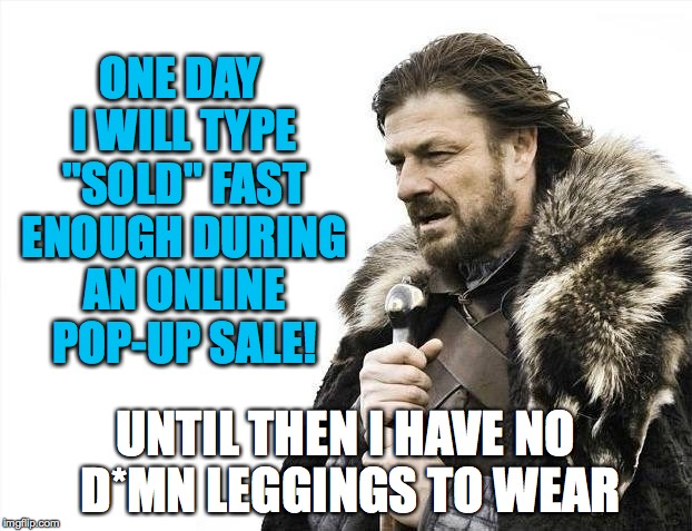 "Too Slow For ""Sold"" 