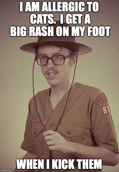 boy scout   imgflip