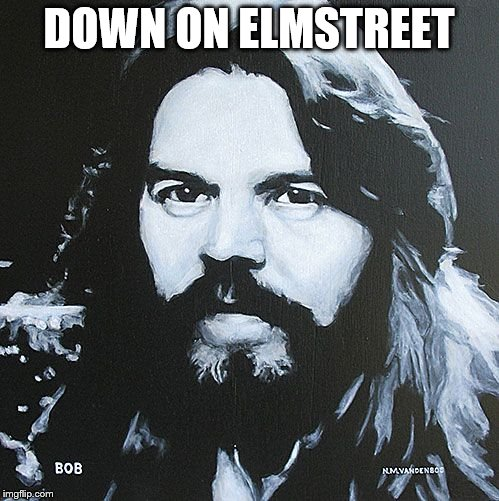 DOWN ON ELMSTREET | made w/ Imgflip meme maker